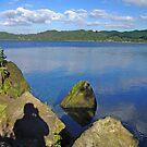 Lake Rotoma by TomRaven