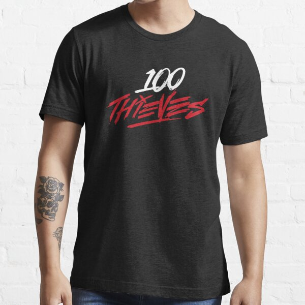100 ladrones Camiseta esencial