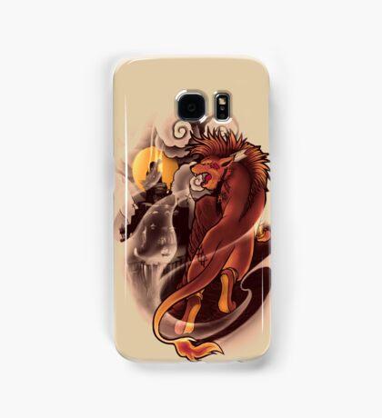 Vallen of the Fallen Star Samsung Galaxy Case/Skin