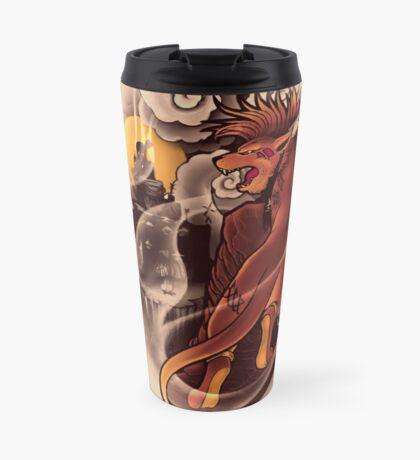 Vallen of the Fallen Star Travel Mug
