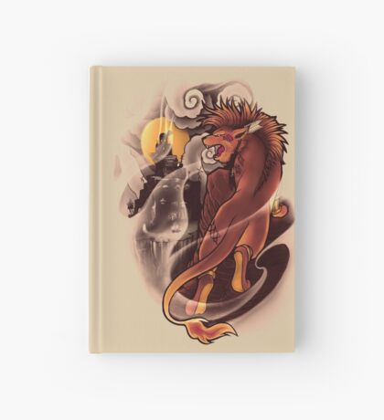 Vallen of the Fallen Star Hardcover Journal