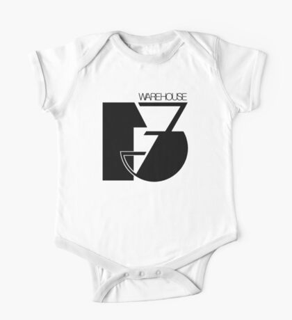 Warehouse 13 Kids Clothes