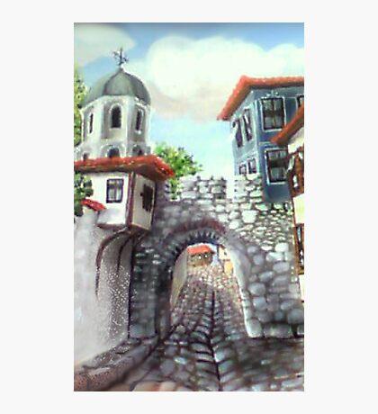 Hissar fortress  Photographic Print
