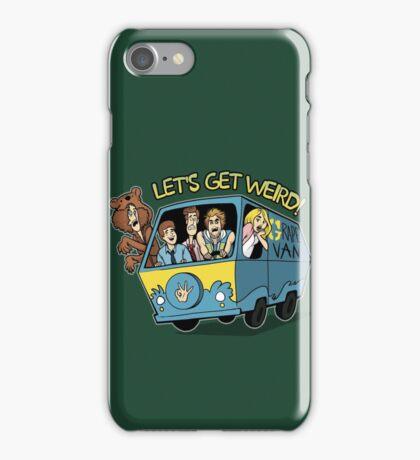 Let's Get Weird iPhone Case/Skin