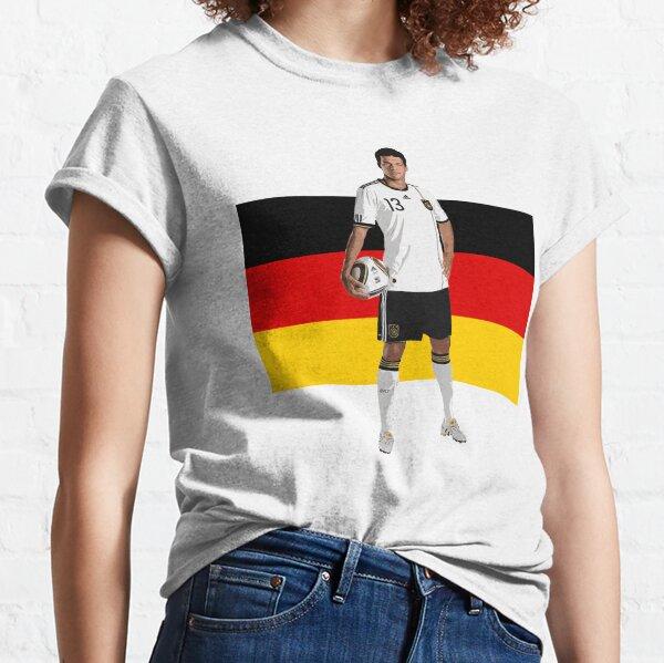 Michael Ballack - German Football Legend Classic T-Shirt