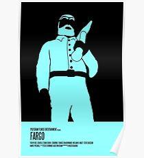 Fargo Poster Poster