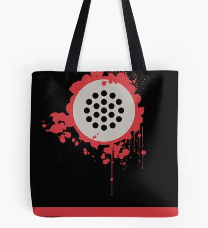 Psycho Poster Tote Bag