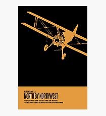 North By Northwest Poster Photographic Print