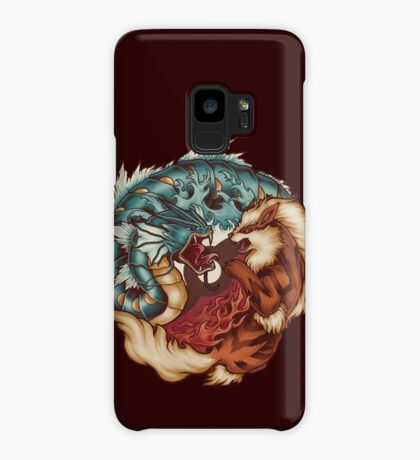 The Tiger and the Dragon Case/Skin for Samsung Galaxy
