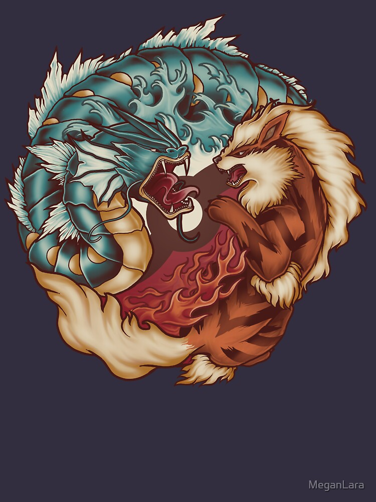 The Tiger and the Dragon | Unisex T-Shirt