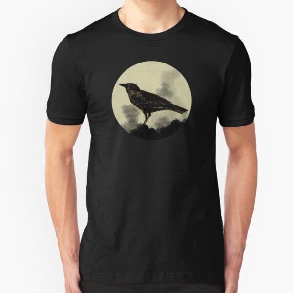 Crow Slim Fit T-Shirt