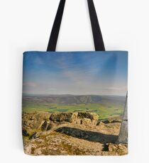 """Summit Of Speyside"" Ben Rinnes, Moray Tote Bag"