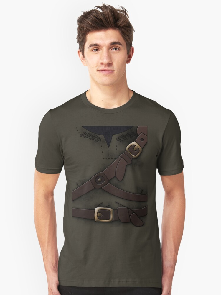 Link's Tunic  Unisex T-Shirt Front