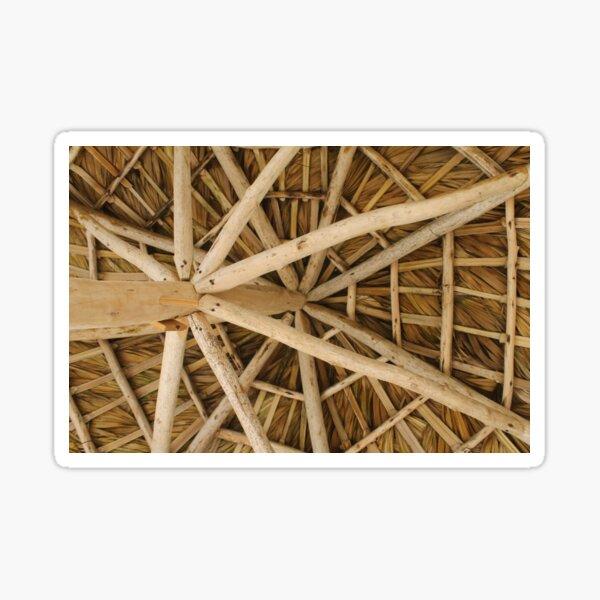 Lumber  Pattern Sticker