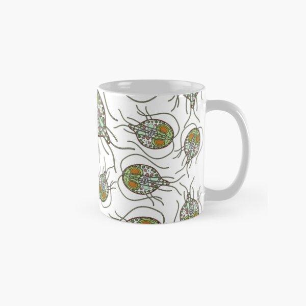 Giardia Print  Classic Mug