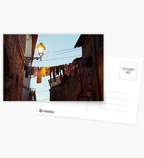 clothesline Postcards