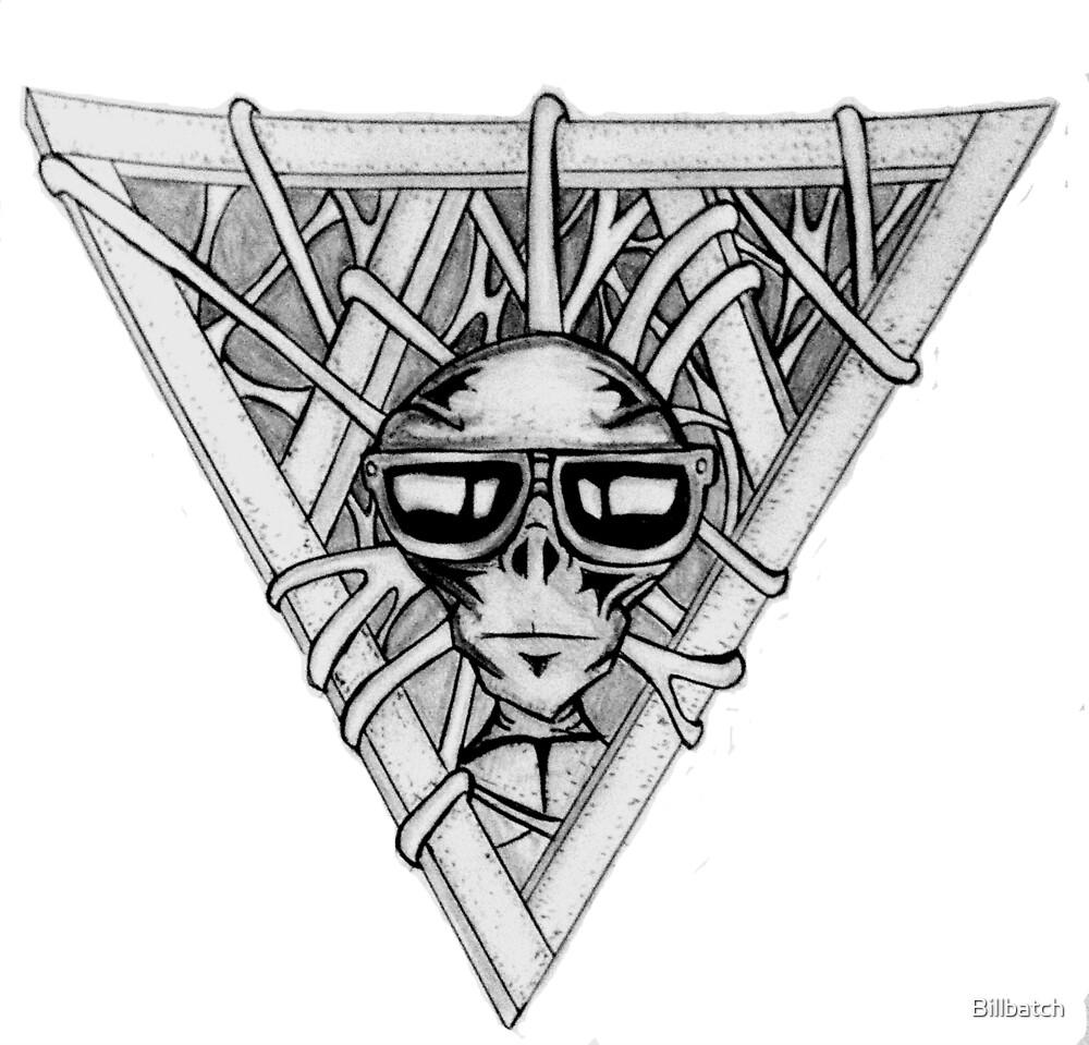 sci fi triangle  by Billbatch