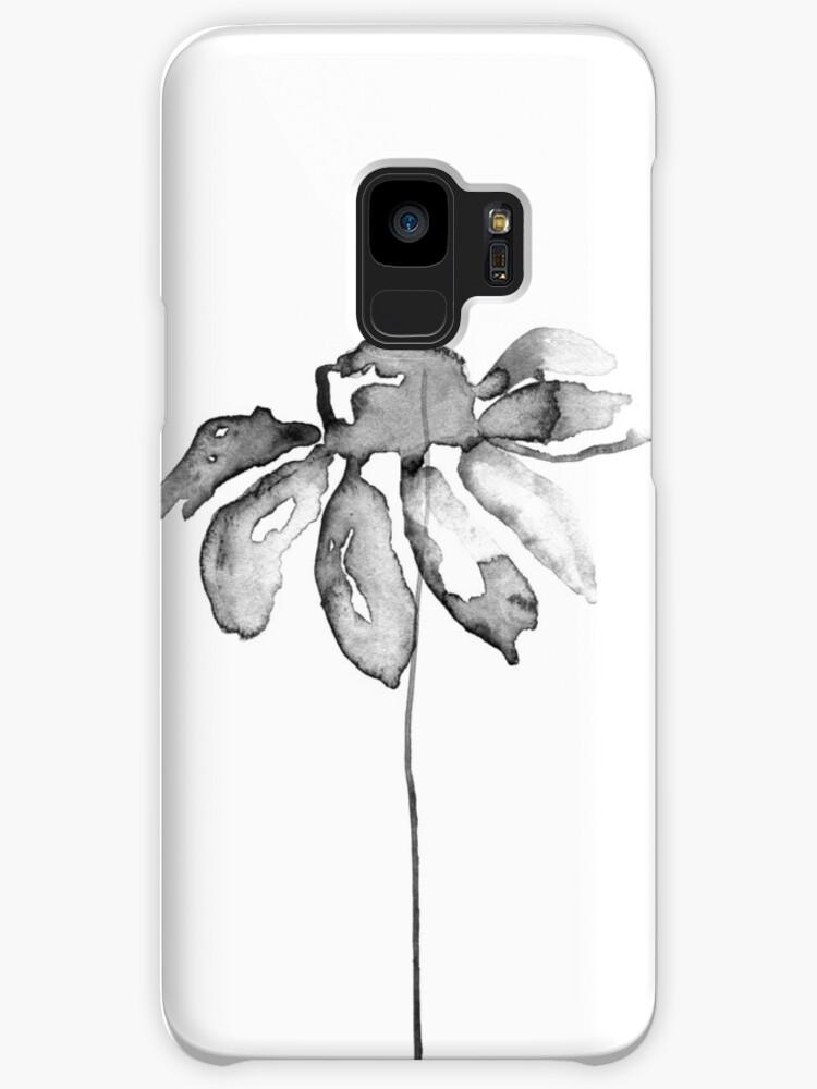 Flower Lithograph Print by sloanepress