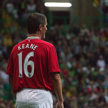 Roy Keane 16 - Manchester United Legend by vagelisgeo