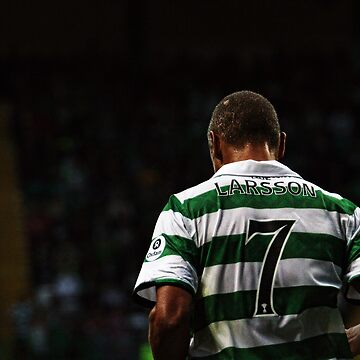 Henrik Larsson 7 - Celtic Legend by vagelisgeo