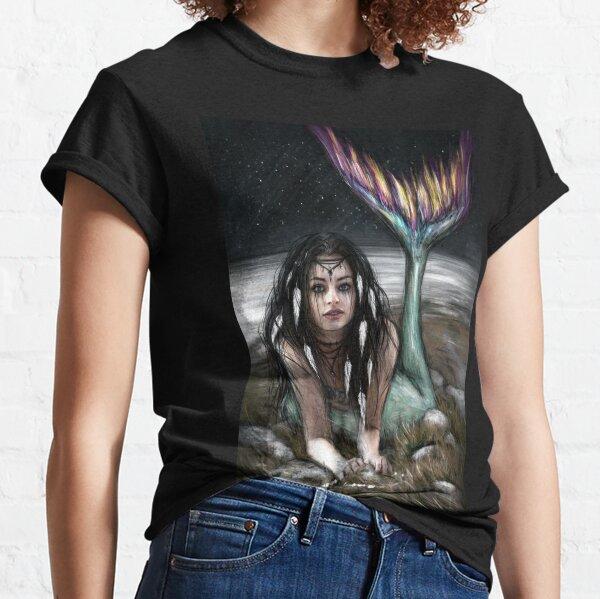 Starlight Mermaid  Classic T-Shirt