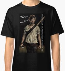 The Maze Runner - Newt  Classic T-Shirt