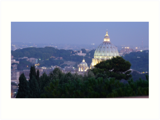 Saint Peter's Basilica, Rome photographic image by Muziostudio
