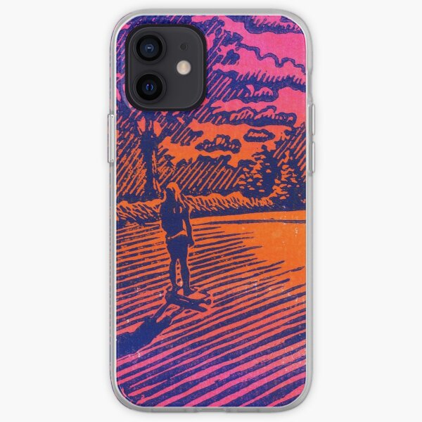 Summer Ride iPhone Soft Case