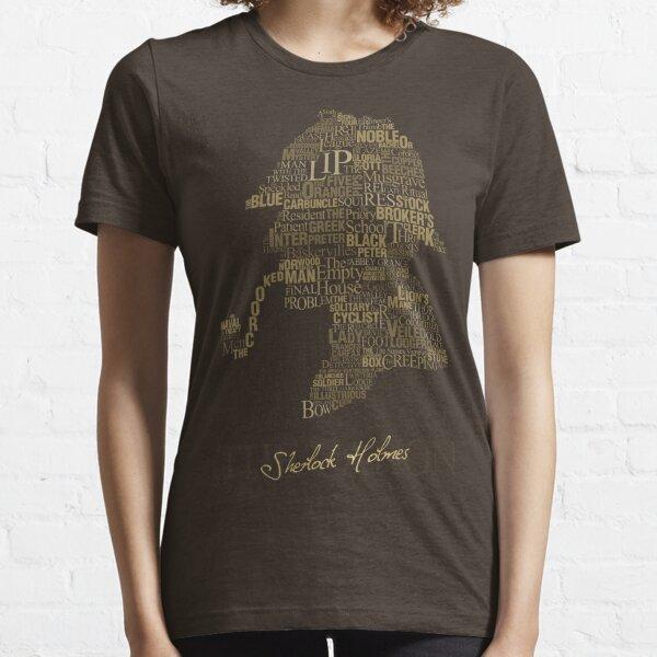 Sherlock Holmes The Canon Essential T-Shirt