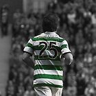 Lubomir Moravcik 25 - Celtic Legend by Vagelis Georgariou
