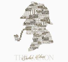 Sherlock Holmes The Canon (white)