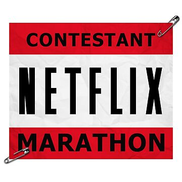 Netflix Marathon by jamesthew