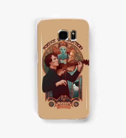 The Science of Deduction Samsung Galaxy Case/Skin