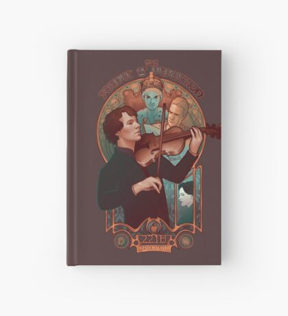 The Science of Deduction Hardcover Journal