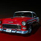 1955 Chevrolet Bel Air Low Rider by TeeMack
