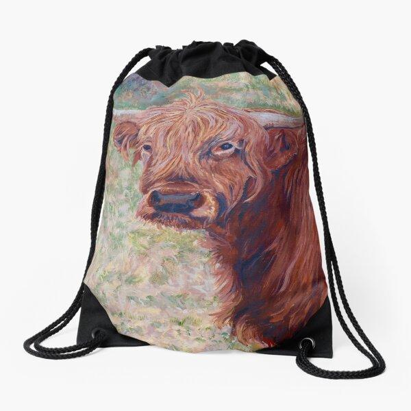 Wink Drawstring Bag