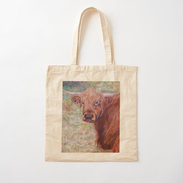 Wink Cotton Tote Bag