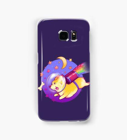 See You Space Corgi Samsung Galaxy Case/Skin