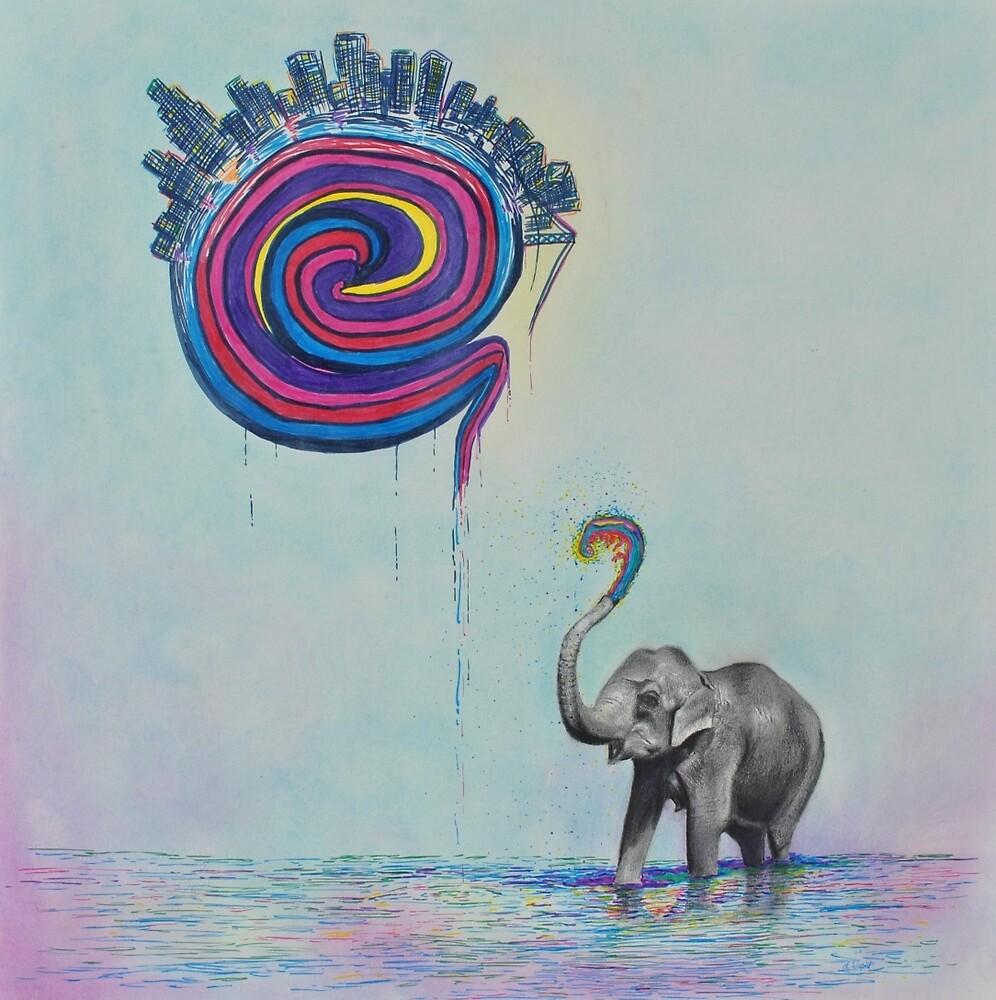 Spiral  by Lauren  Watford