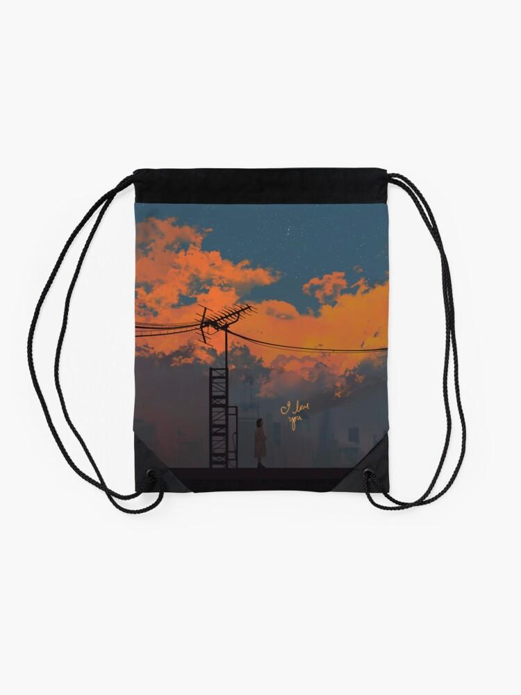 Alternate view of Always Drawstring Bag