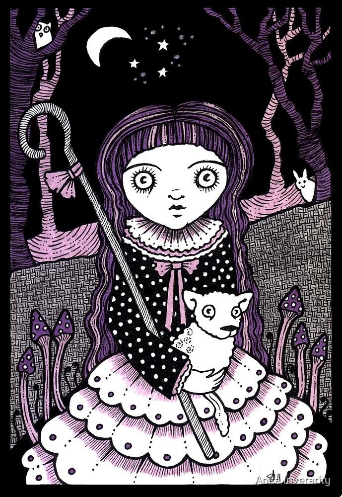 Little Lamb by Anita Inverarity