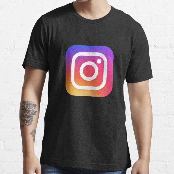Best Seller - Instagram logo Merchandise Essential T-Shirt