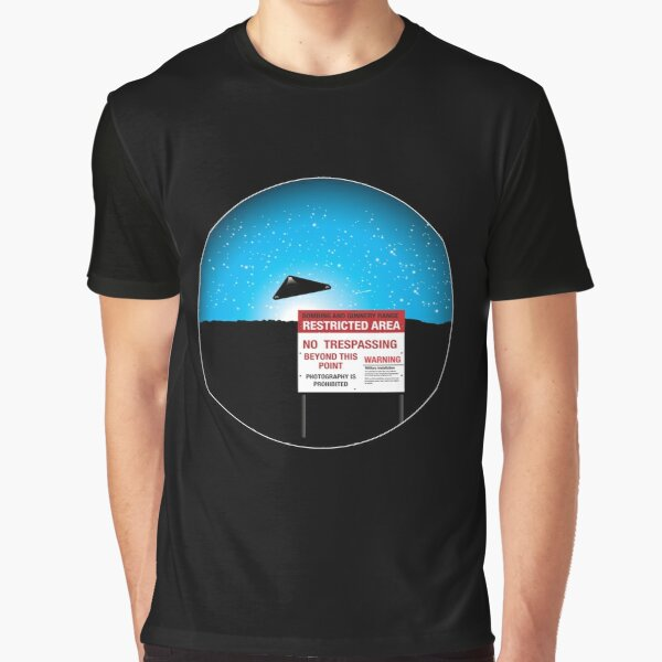 Area 51 Graphic T-Shirt