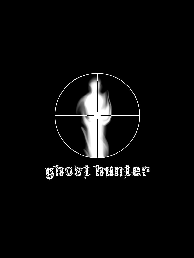 Ghost Hunter by twistedshadow