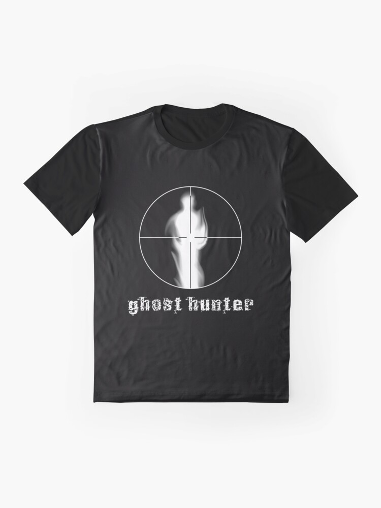 Alternate view of Ghost Hunter Graphic T-Shirt
