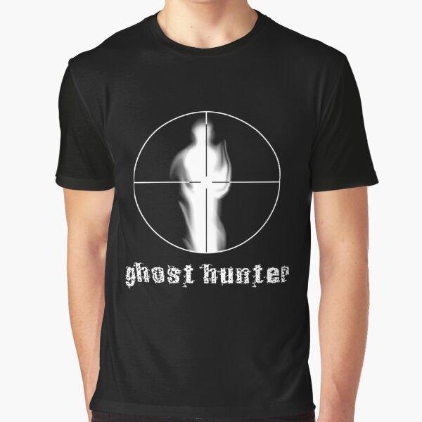 Ghost Hunter Graphic T-Shirt