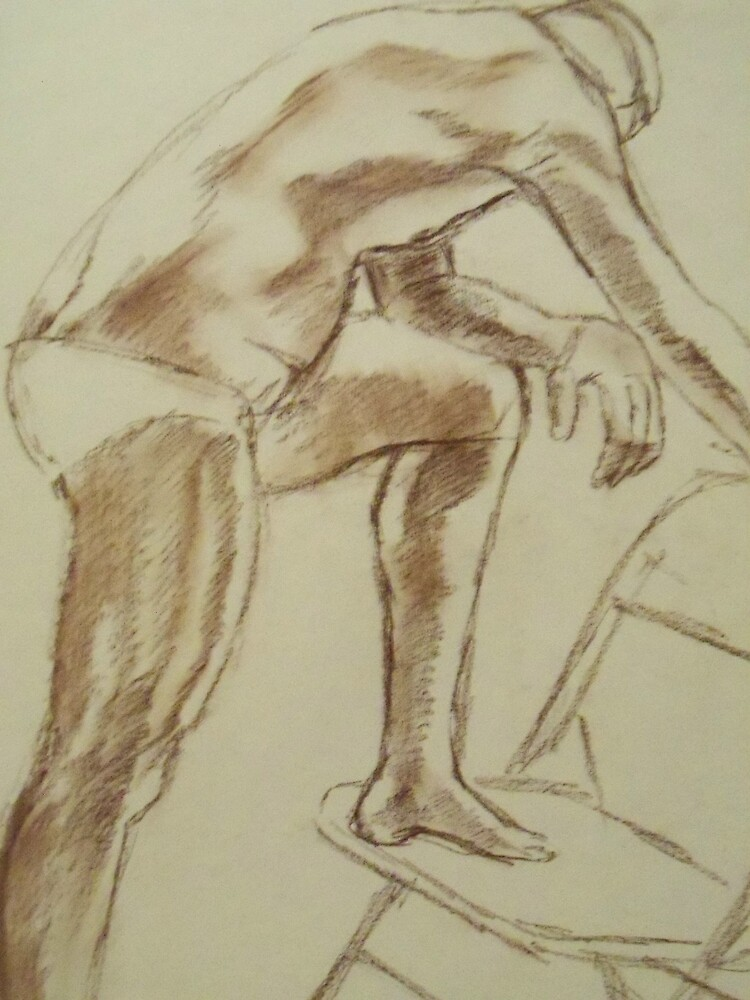 MALE FIGURE by monaruth
