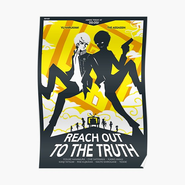 Reach out to the Truth Poster