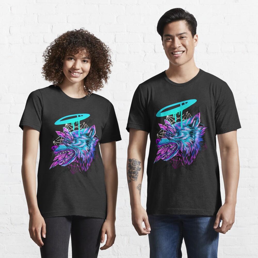 Crystal Wolf  Essential T-Shirt