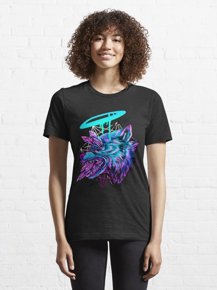 Alternate view of Crystal Wolf  Essential T-Shirt
